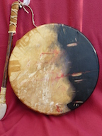 small drum images 2 bison 14%22 15.56.55